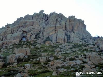 El Yelmo de la Pedriza;senderismo por españa senderismo soria senderismo tenerife rutas